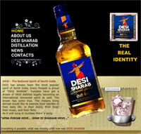 Desi Sharab Website